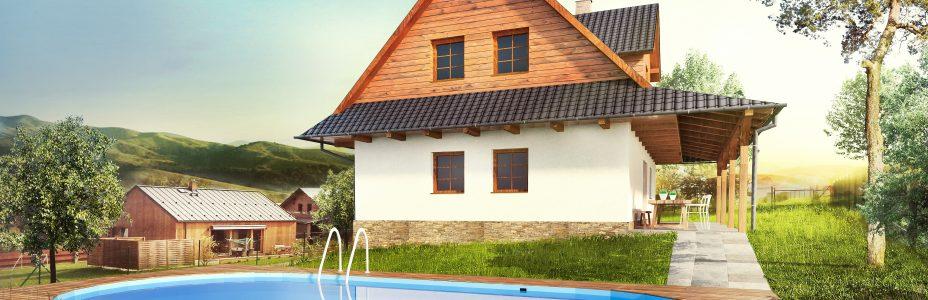 Novostavba rodinného domu v tradičním stylu